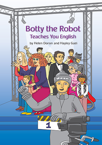 Look inside - Botty the Robot ‎