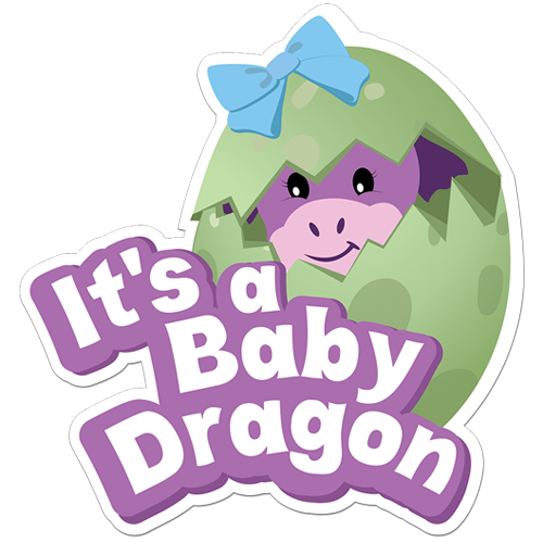 It's a Baby Dragon (2 až 4 roky)