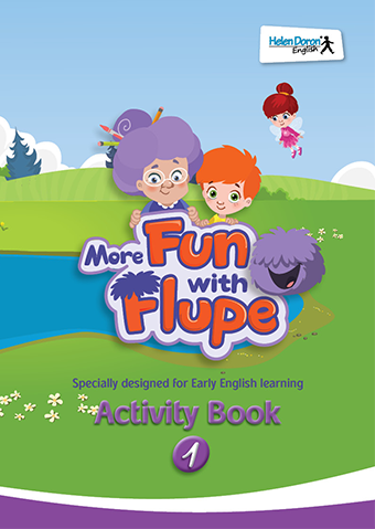 Look inside - More Fun with Flupe‎