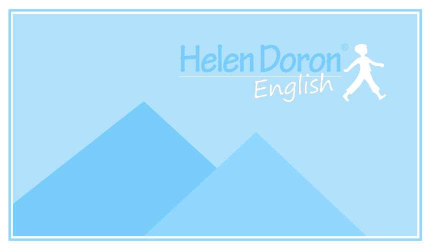 HELEN DORON ENGLISH STAR 2019