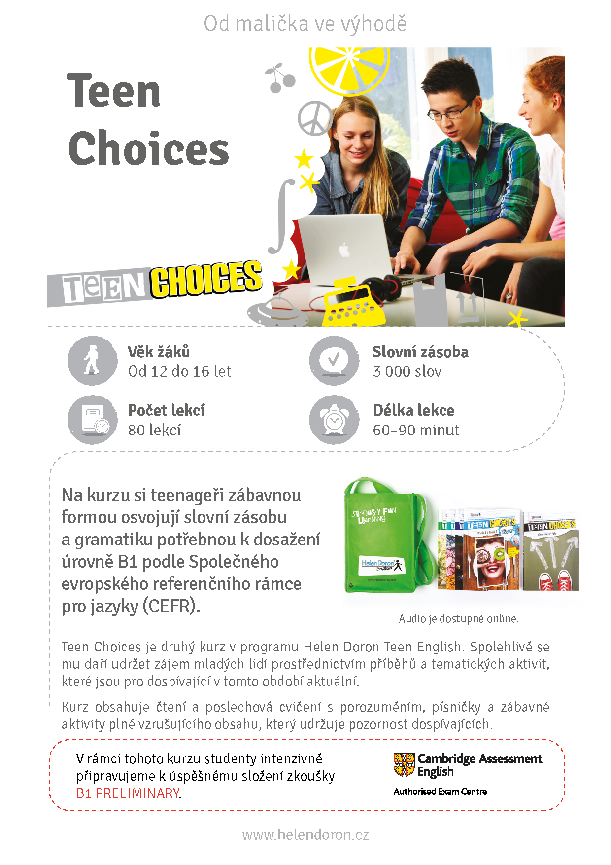 Download - Teen Choices (B1)